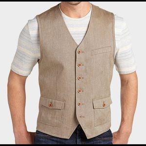 Men's suit vest. Joseph Abboud.